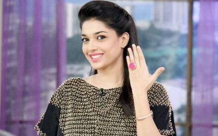 What is a Woman's Best Weapon According to Sanam Jung?