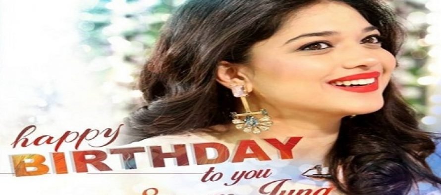 Sanam Jhang Celebrates Her Birthday in Jago Pakistan Jago