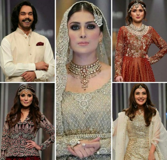 The Stunning Pakistani Models at FPW