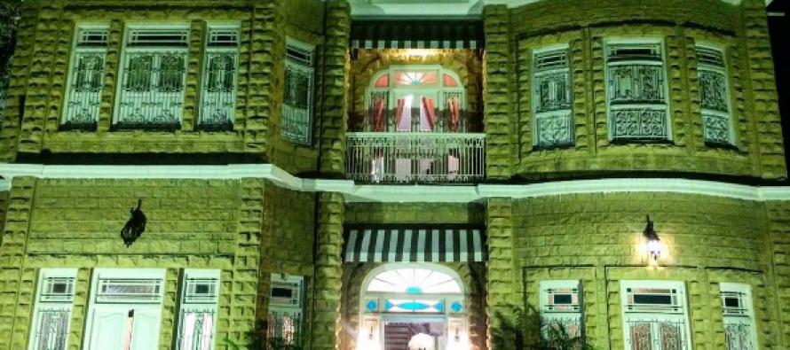 HSY Mansion In Karachi