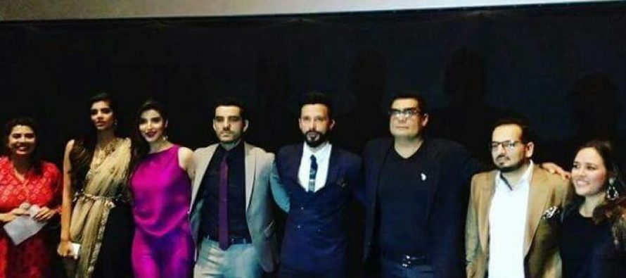 Pictures From Dobara Phir Se Dubai Premiere