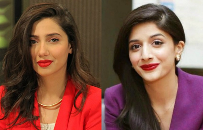 Mahira Khan is not the Competitor Mawra Hocane a