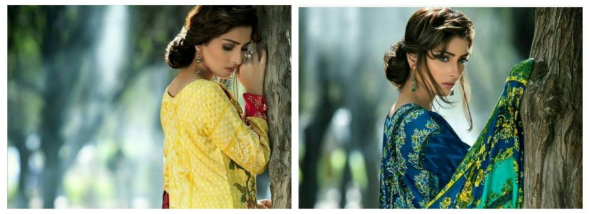 Ayeza Khan For Zs Textile Winter Collection