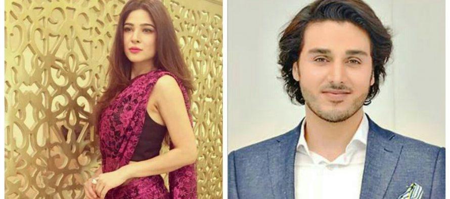 Ayesha Omar And Ahsan Khan Will Be Sharing The Big Screen