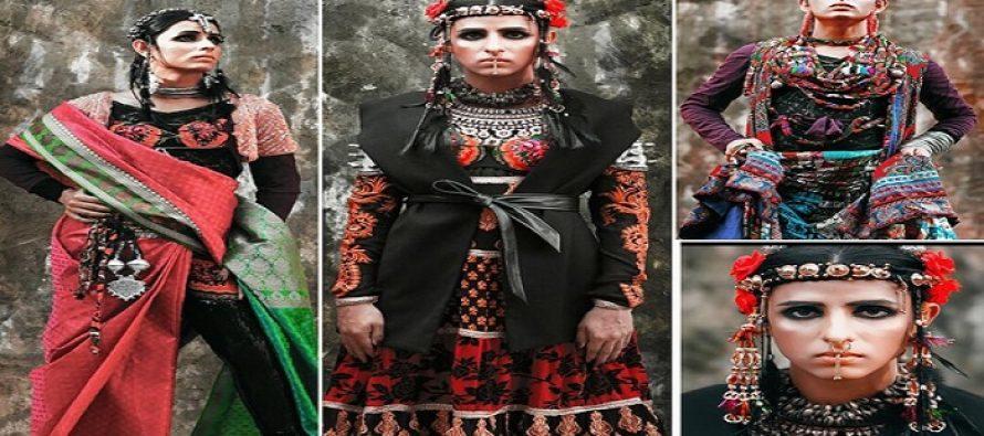 Pakistan's First Transgender Model Breaks Barriers