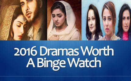 2016 Dramas Worth A Binge Watch