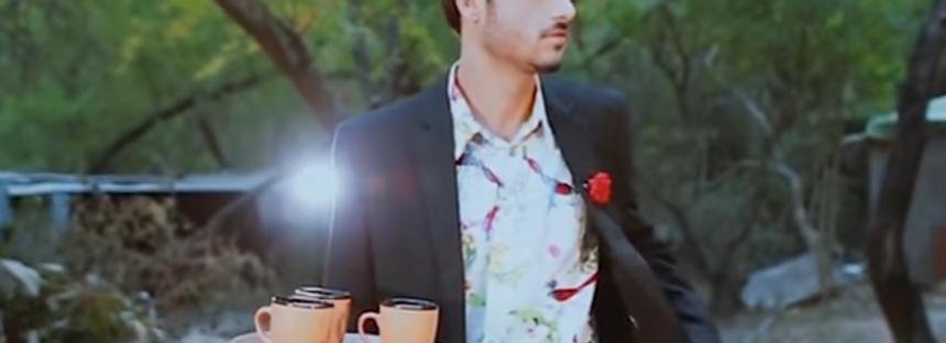 Arshad Khan aka Chaiwala in a Music Video