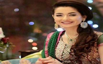 Hania Amir To Make Television Debut