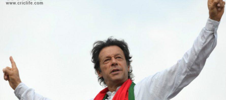 Imran Khan Jokes About His Third Marriage