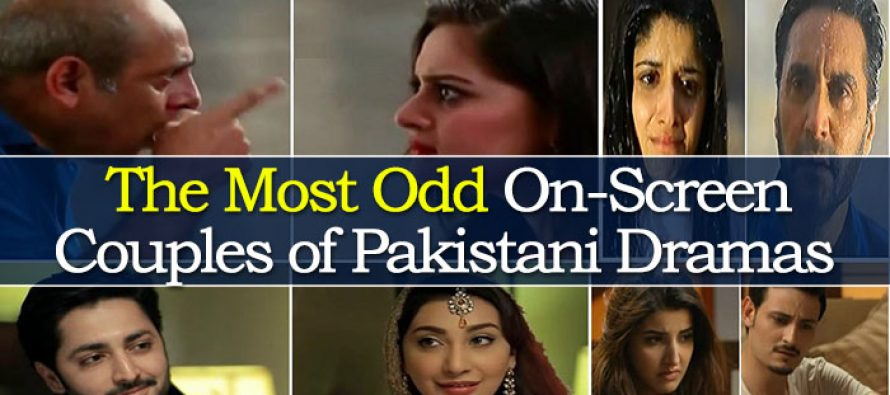 The Most Odd On-Screen Couples of Pakistani Dramas