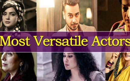 The Most Versatile Actors of Pakistani Drama Industry