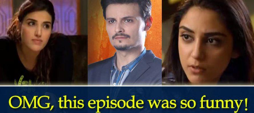 Sanam Episode 11 Review – Harib Chowk!