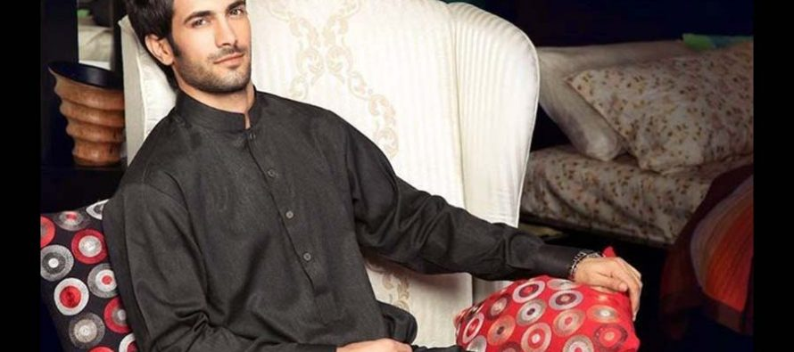 """Model Shehzad Noor Will Be Seen in Drama Serial """"Yeh Ishq"""""""