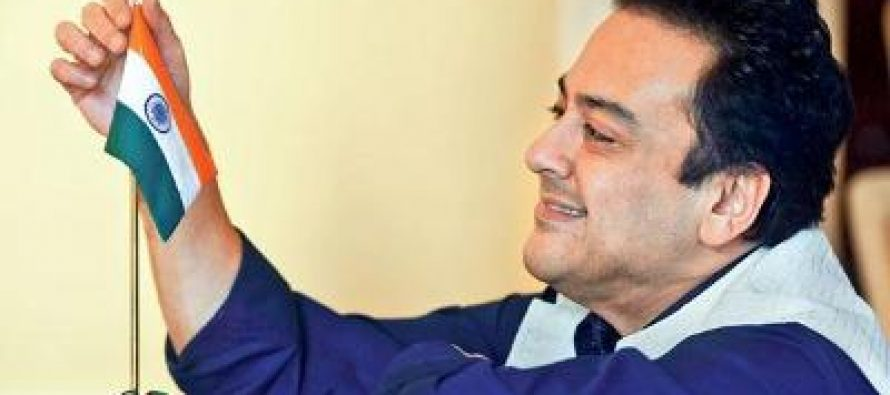 Adnan Sami opens up on taking Indian citizenship