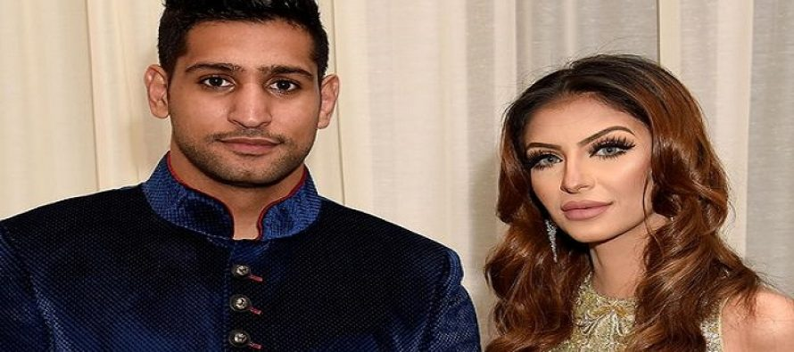 Boxer Amir Khan's parents denied the claims made by Faryal