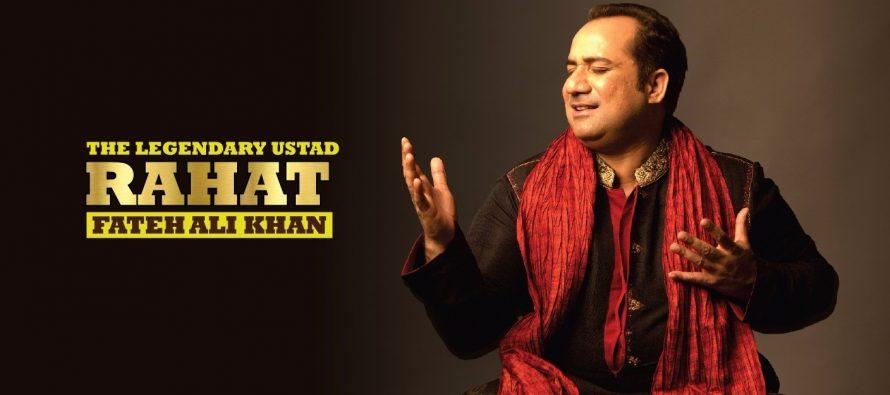 Halka Halka Suroor's new version by Rahat Fateh Ali Khan