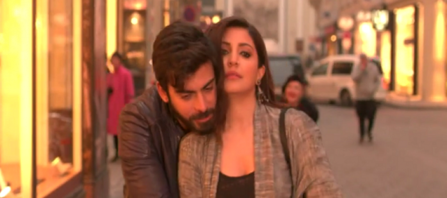 Fawad Khan's deleted scenes from ADHM leaked!