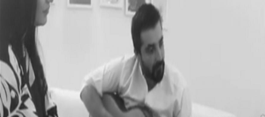 Hamza Ali Abbasi and Muniba Mazari's amazing jamming session