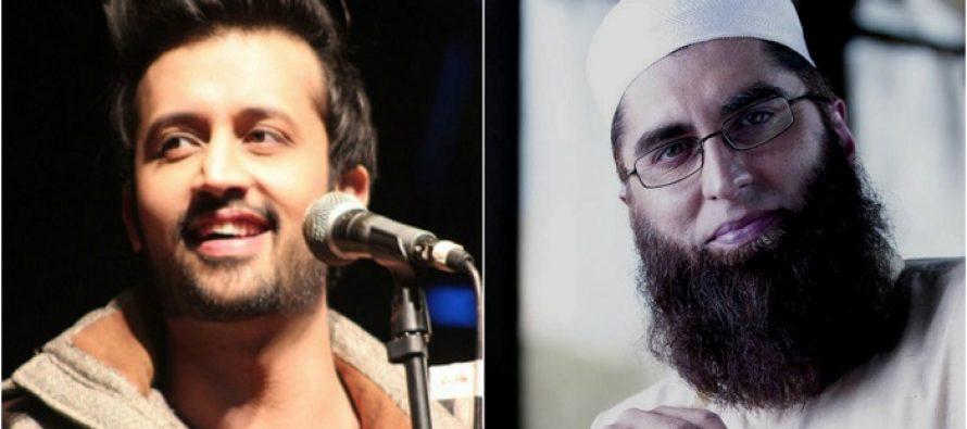 Atif Aslam's Tribute to Junaid Jamshed