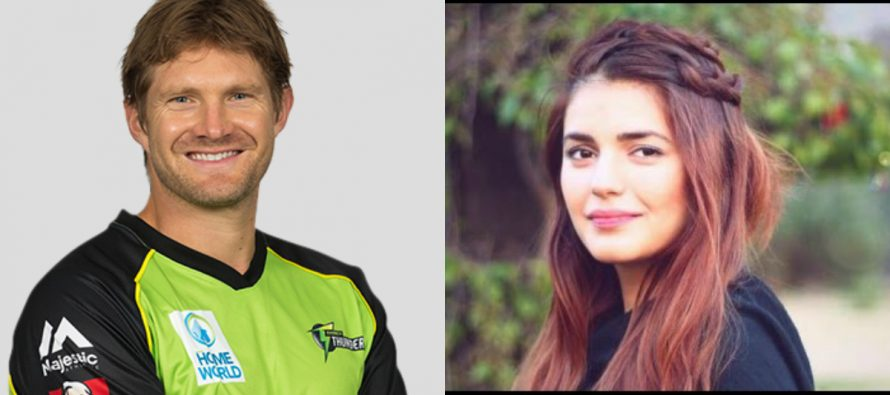 Shane Watson congratulated Momina for joining the PSL Islamabad franchise
