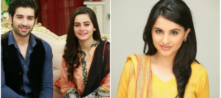 Muneeb Butt and Aiman Khan to pair up again for 'Zindaan'
