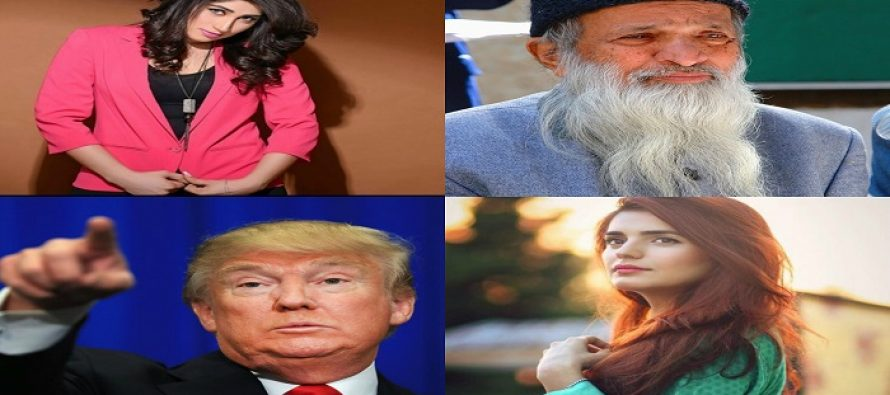 Google reveals – Most searched people in Pakistan in 2016
