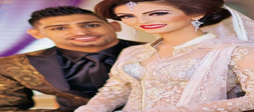 Amir Khan's wife denies faking the snapchat rant