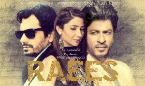 Raees movie wallpaper