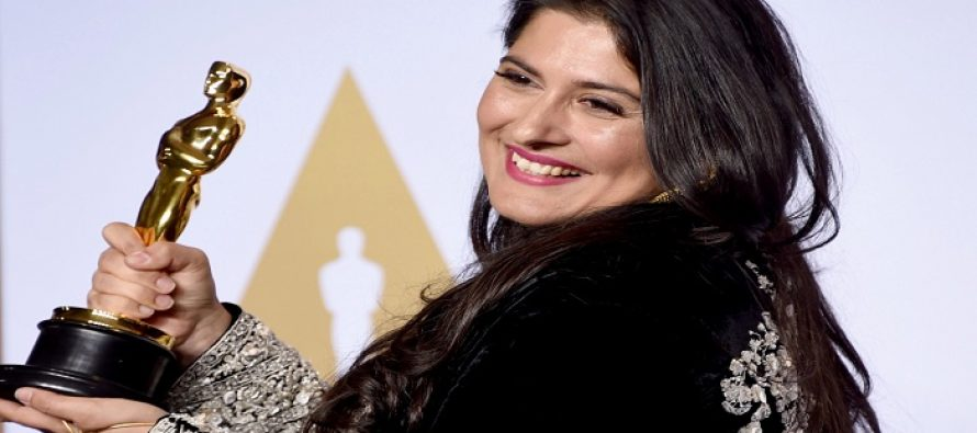 Sharmeen Obaid bags another Award for her documentary
