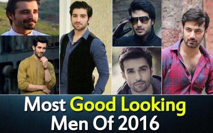 Most Good Looking Men Of 2016