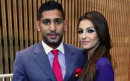 Boxer Amir Khan's wife bashes In-laws for physical abuse