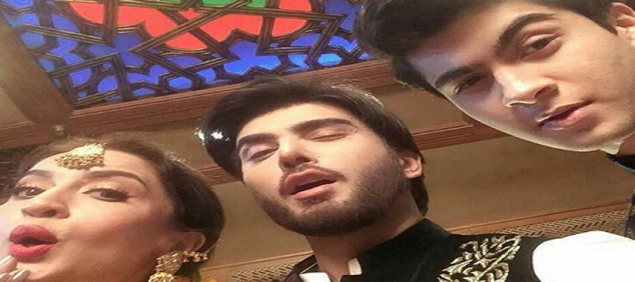 BTS Shots of upcoming drama Mohabbat Tum Se Nafrat hai