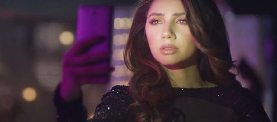 Mahira Khan's new tvc – original or copied
