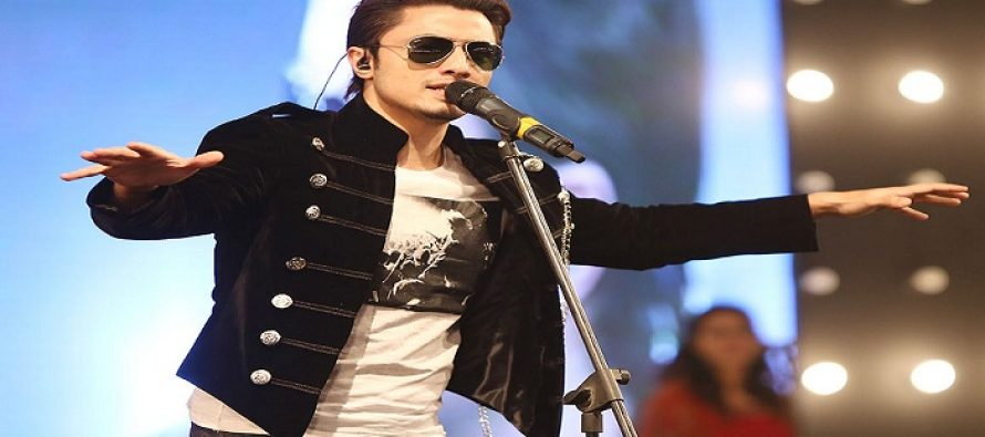 Ali Zafar to rock it again in PSL 2017