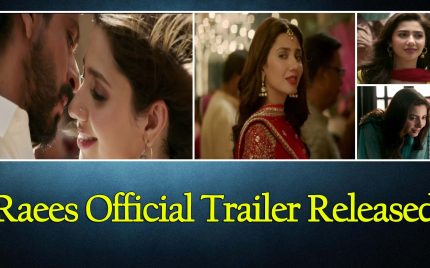 Raees: Official Trailer