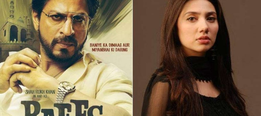 Mahira Khan to secretly shoot 2 songs for Raees