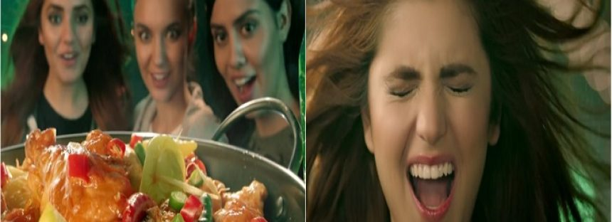 Momina Mustehsan's Latest Sprite Tvc Will Make You Starve For More