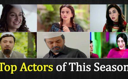 Top Actors Of This Season