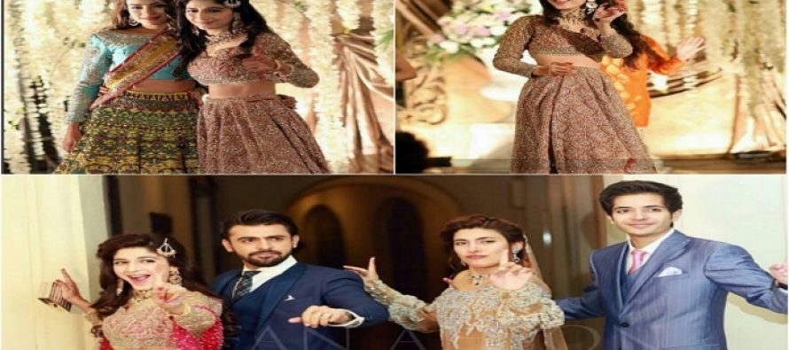 Urwa and Farhan's Reception – The night full of Dance!