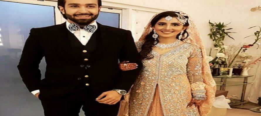 In pictures – Azfar Rehman's Wedding Reception