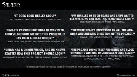 Teaser Of 'Saladin' Is Impressive & Promising