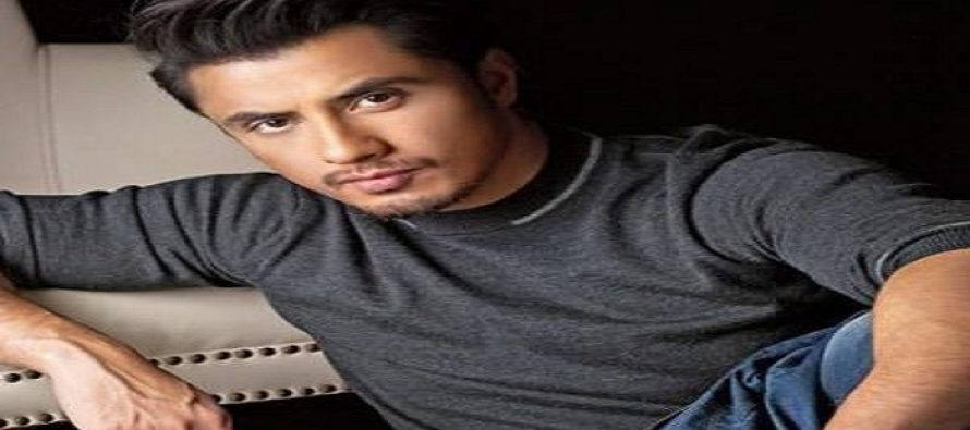 Here's The Title Of Ali Zafar's Pakistani Debut Film