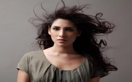 """My lips are my own since my birth, no Botox or fillers,"" said Zhalay Sarhadi"