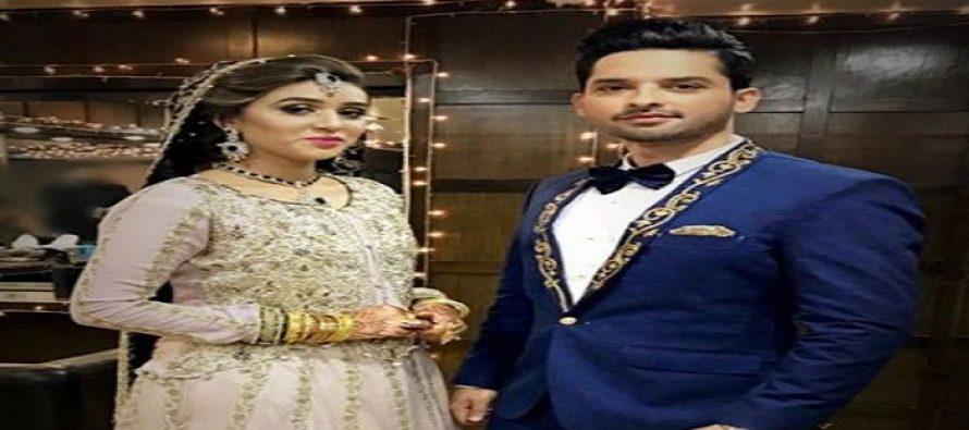 Noman Habib's Wedding Reception – Pictures and Videos