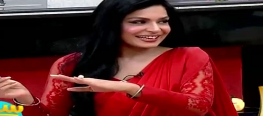 An Old Clip Of Meera From Salam Zindagi Is Going Viral!
