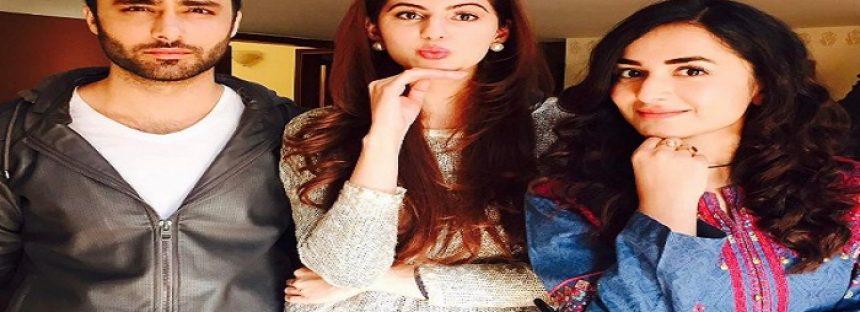 Anum Ahmed's Upcoming Drama 'Yeh Raha Dil'