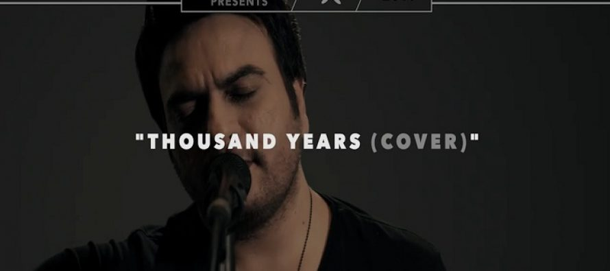 A Thousand Years – Shiraz Uppal's Acoustic Cover