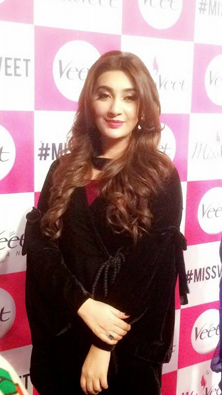 Celebritites at Miss Veet Pakistan 2016 Finale
