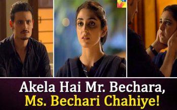 Sanam Episode 17 Review – Akela Hai Mr. Bechara, Ms. Bechari Chahiye!