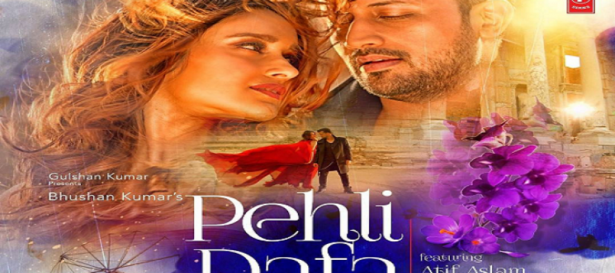 Teaser of Atif Aslam's 'Pehli Dafa'